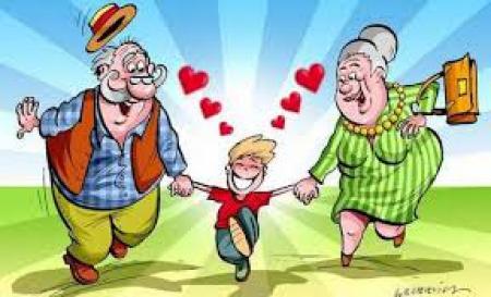 Ach Ci Dziadkowie